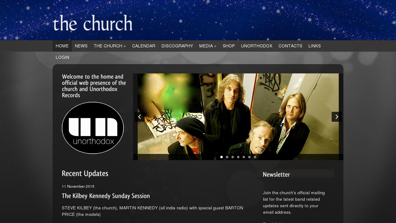 Religious news: a selection of sites