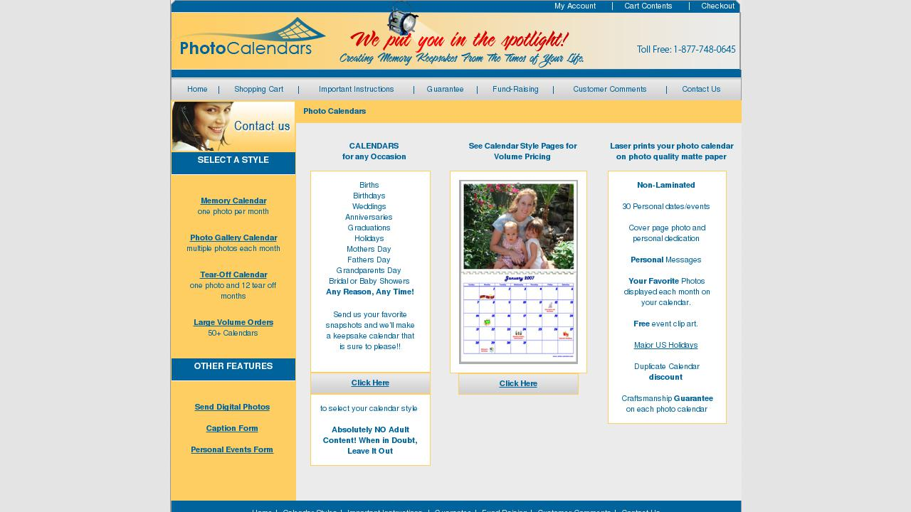 website American adult