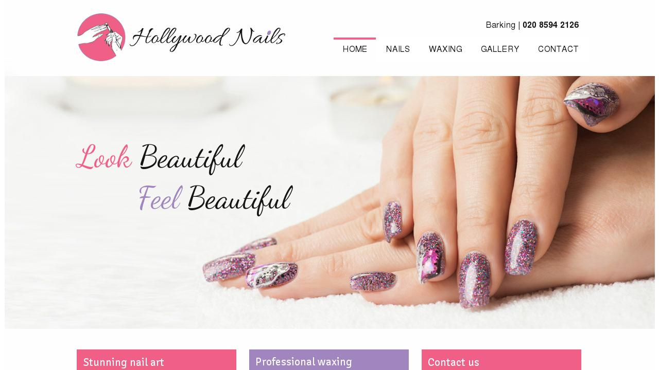 Live Sites in Beauty and Health > Nail Supplies | osCommerce