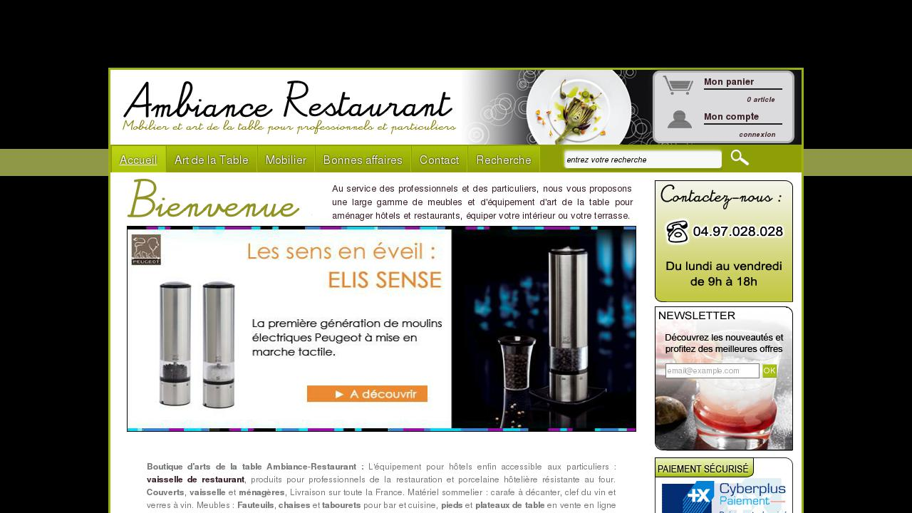 Live Sites In France Home And Garden Home Furnishings Oscommerce