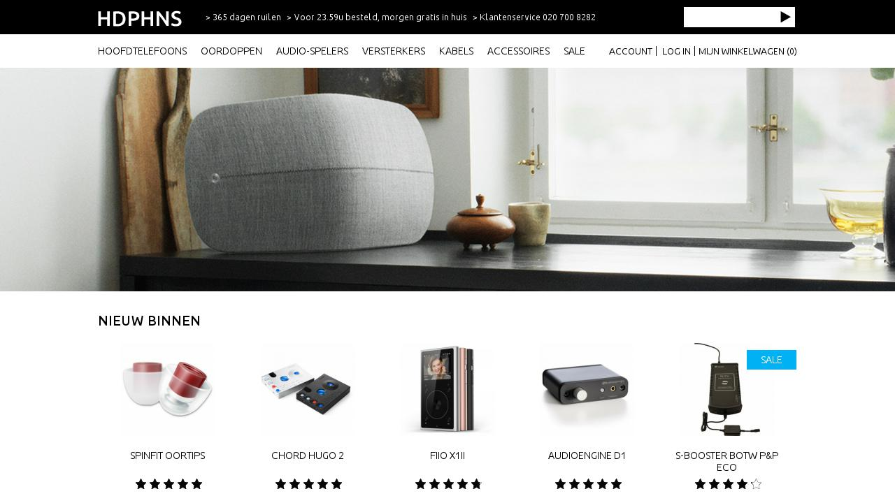Live Sites in Consumer Electronics > Audio and HiFi | osCommerce